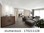 elegant and comfortable home... | Shutterstock . vector #170211128