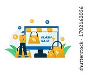 flash sale discount promo and...