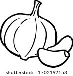 vector cartoon fresh whole...   Shutterstock .eps vector #1702192153