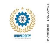 university education concept...   Shutterstock .eps vector #1702209436