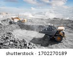 Open Pit Mine Industry  Big...