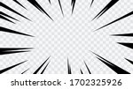 abstract comic book flash... | Shutterstock .eps vector #1702325926