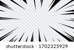 abstract comic book flash... | Shutterstock .eps vector #1702325929