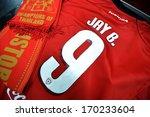 bangkok   january 8  the shirt... | Shutterstock . vector #170233604