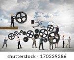conceptual image of...   Shutterstock . vector #170239286