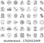 editable thin line isolated...   Shutterstock .eps vector #1702412449