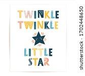 Twinkle Twinkle Little Star  ...