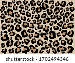 Leopard Pattern  Animal Design...