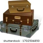 illustration of travel bag ...   Shutterstock .eps vector #1702506850