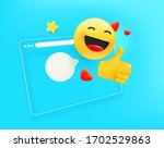 browser window with with...   Shutterstock .eps vector #1702529863
