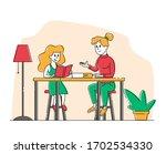 homeschooling education concept....   Shutterstock .eps vector #1702534330