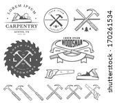badge,board,carpenter,carpentry,chisel,claw,collection,construction,design,emblem,equipment,fix,graphic,hammer,hand