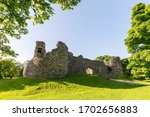 Old Inverlochy Castle In Summer ...
