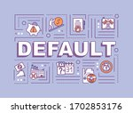 default word concepts banner....
