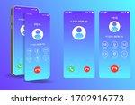call screen smartphone...