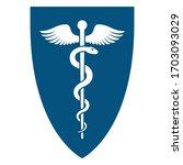 Medical Sign Symbol   Staff Of...