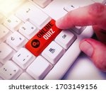 writing note showing online... | Shutterstock . vector #1703149156