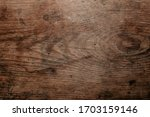 Old Natural Wooden Shabby...