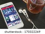 hilversum  netherlands  ... | Shutterstock . vector #170322269