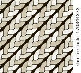 seamless pattern with diagonal... | Shutterstock .eps vector #170344373