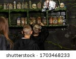 Witch\'s Magic Dungeon With...