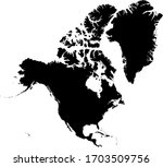 vector illustration of north... | Shutterstock .eps vector #1703509756