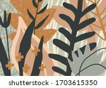 abstract creative aesthetic... | Shutterstock .eps vector #1703615350