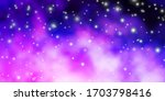 light purple vector layout with ...