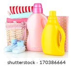 softener dryers and washing... | Shutterstock . vector #170386664