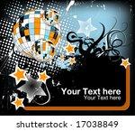 grunge background for text | Shutterstock .eps vector #17038849