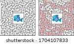 Circle Maze. Game For Kids....