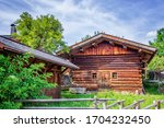 Beautiful Rustic Wooden House....