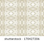 lace seamless pattern | Shutterstock .eps vector #170427206