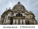 Close Up Of The Basilica Of St...