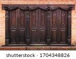 panauti kavrepalanchok np ... | Shutterstock . vector #1704348826