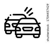 Overtaking Previous Car Icon...