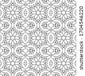 minimal islamic ornament...   Shutterstock .eps vector #1704546220