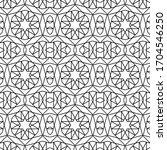minimal islamic ornament...   Shutterstock .eps vector #1704546250