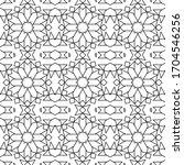 minimal islamic ornament...   Shutterstock .eps vector #1704546256