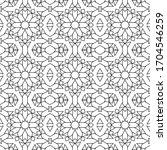 minimal islamic ornament...   Shutterstock .eps vector #1704546259