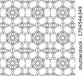 minimal islamic ornament... | Shutterstock .eps vector #1704546349