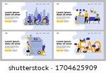 sport  healthcare  internet... | Shutterstock .eps vector #1704625909