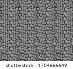 seamless texture of gray stone. ...