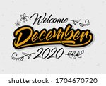 hand drawn  calligraphy and...   Shutterstock .eps vector #1704670720