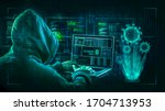 Hacker Virus Malware  Attack ...