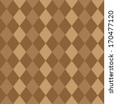 seamless pattern of brown... | Shutterstock .eps vector #170477120