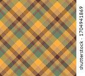 Classical Checkered Tartan...
