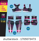Sublimation Pack Of Leggings...