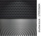metal background  | Shutterstock .eps vector #170533604