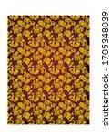 seamless texture  pattern ... | Shutterstock .eps vector #1705348039